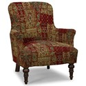 Craftmaster Accent Chairs Accent Chair - Item Number: 054210-DOMARI-26