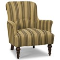 Craftmaster Accent Chairs Accent Chair - Item Number: 054210-FORZANDO-23