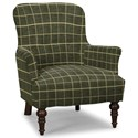 Craftmaster Accent Chairs Accent Chair - Item Number: 054210-HERO-41