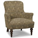 Craftmaster Accent Chairs Accent Chair - Item Number: 054210-HOLLOWAY-23