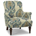 Craftmaster Accent Chairs Accent Chair - Item Number: 054210-INDULGENT-22