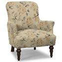 Craftmaster Accent Chairs Accent Chair - Item Number: 054210-JARVIS-10