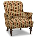 Craftmaster Accent Chairs Accent Chair - Item Number: 054210-KALENA-26