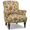 Craftmaster Accent Chairs Accent Chair - Item Number: 054210-LANIE-25