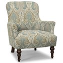 Craftmaster Accent Chairs Accent Chair - Item Number: 054210-LATIKA-21