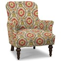 Craftmaster Accent Chairs Accent Chair - Item Number: 054210-LIAM-37
