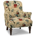 Craftmaster Accent Chairs Accent Chair - Item Number: 054210-LIANA-26