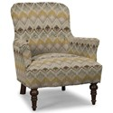 Craftmaster Accent Chairs Accent Chair - Item Number: 054210-LOZADA-21