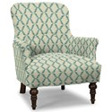 Craftmaster Accent Chairs Accent Chair - Item Number: 054210-MAJORA-22