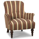 Craftmaster Accent Chairs Accent Chair - Item Number: 054210-PARTY-23