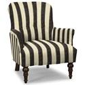 Craftmaster Accent Chairs Accent Chair - Item Number: 054210-PORTERO-45