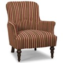 Craftmaster Accent Chairs Accent Chair - Item Number: 054210-RADLER-26