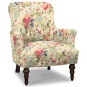 Craftmaster Accent Chairs Accent Chair - Item Number: 054210-ROSELAND-10