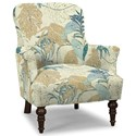 Craftmaster Accent Chairs Accent Chair - Item Number: 054210-SOUTHLAKE-21
