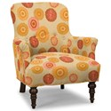 Craftmaster Accent Chairs Accent Chair - Item Number: 054210-STARBRIGHT-02