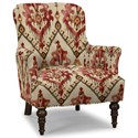 Craftmaster Accent Chairs Accent Chair - Item Number: 054210-TARASCAN-26