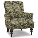 Craftmaster Accent Chairs Accent Chair - Item Number: 054210-TRUMBULL-45