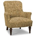 Craftmaster Accent Chairs Accent Chair - Item Number: 054210-WEST GATE-10