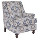 Craftmaster Accent Chairs Chair - Item Number: 057510-BENNINGTON-23
