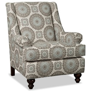 Hickorycraft Accent Chairs Chair