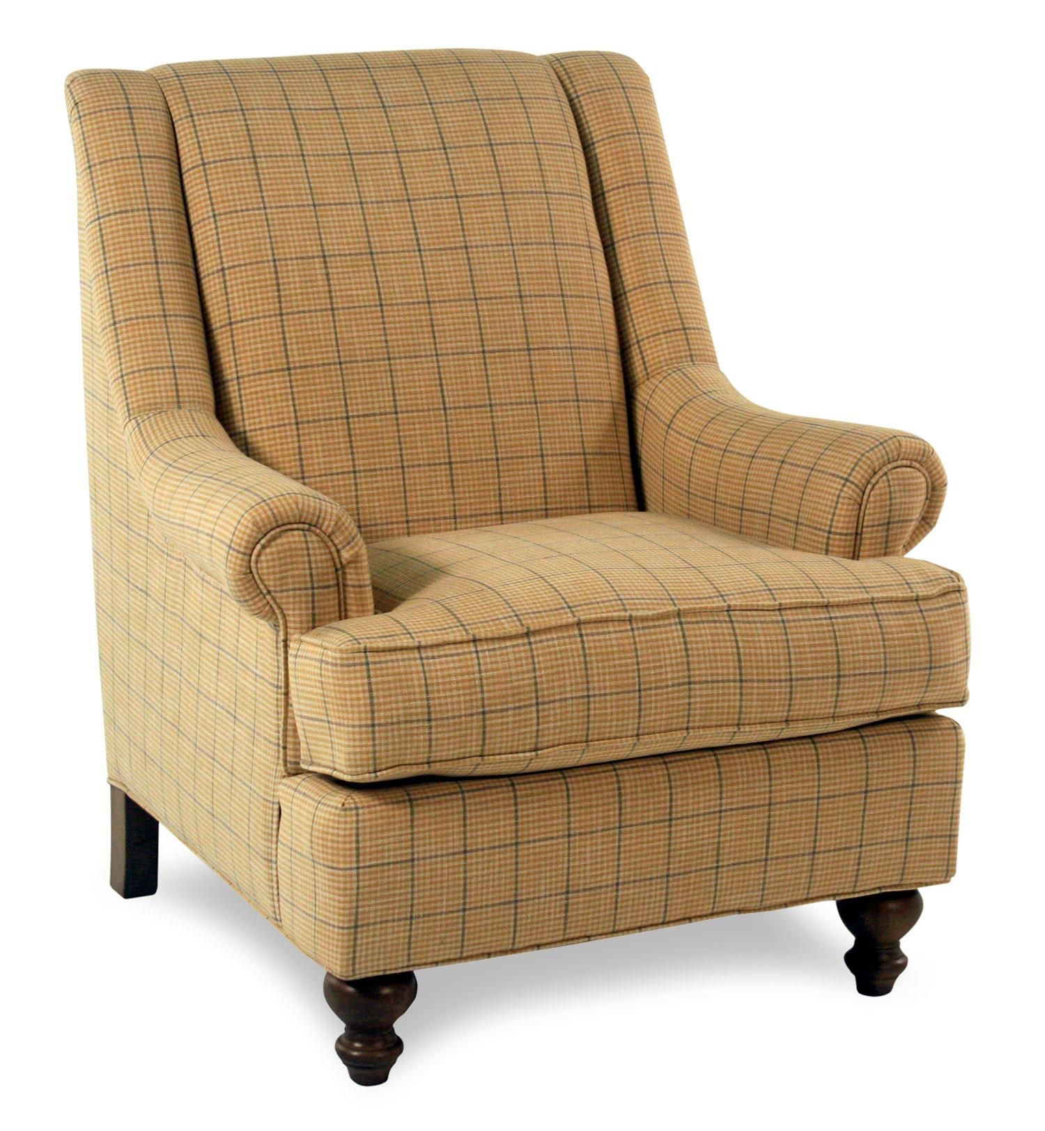 Cozy Life Accent Chairs Contessa Accent Chair - Item Number: 057510-YOKE02