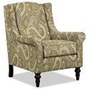 Hickorycraft Accent Chairs Chair - Item Number: 058710-ABIGAIL-21
