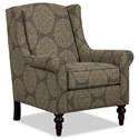 Craftmaster Accent Chairs Chair - Item Number: 058710-ADRENA-41