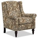 Craftmaster Accent Chairs Chair - Item Number: 058710-AMARENA-03