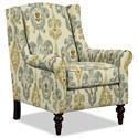 Craftmaster Accent Chairs Chair - Item Number: 058710-BAHITI-21