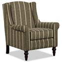 Craftmaster Accent Chairs Chair - Item Number: 058710-BELLEVUE-41