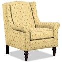Craftmaster Accent Chairs Chair - Item Number: 058710-BENGIE-02