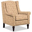 Craftmaster Accent Chairs Chair - Item Number: 058710-BENGIE-10