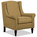Craftmaster Accent Chairs Chair - Item Number: 058710-BOTANY-15