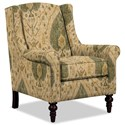 Craftmaster Accent Chairs Chair - Item Number: 058710-DESERT-17