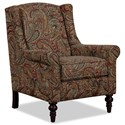 Craftmaster Accent Chairs Chair - Item Number: 058710-GALILEE-09