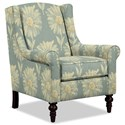 Craftmaster Accent Chairs Chair - Item Number: 058710-GERBERA-21