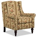Craftmaster Accent Chairs Chair - Item Number: 058710-HENSHAW-10