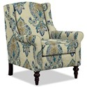 Craftmaster Accent Chairs Chair - Item Number: 058710-INDULGENT-22