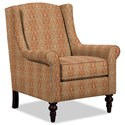 Craftmaster Accent Chairs Chair - Item Number: 058710-JAKARTA-36