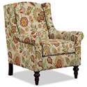 Craftmaster Accent Chairs Chair - Item Number: 058710-LANIE-25