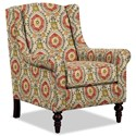 Craftmaster Accent Chairs Chair - Item Number: 058710-LIAM-37