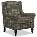 Craftmaster Accent Chairs Chair - Item Number: 058710-LOWMAN-45