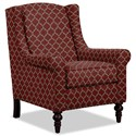 Craftmaster Accent Chairs Chair - Item Number: 058710-MIDWAY-26