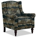 Craftmaster Accent Chairs Chair - Item Number: 058710-PANORAMA-23