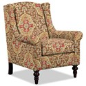 Craftmaster Accent Chairs Chair - Item Number: 058710-PEACEFUL-08