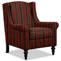 Craftmaster Accent Chairs Chair - Item Number: 058710-PRINGLE-26
