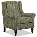 Craftmaster Accent Chairs Chair - Item Number: 058710-RAVE-22