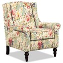 Craftmaster Accent Chairs Chair - Item Number: 058710-ROSELAND-10