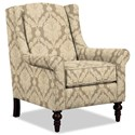 Craftmaster Accent Chairs Chair - Item Number: 058710-SEYBERT-10