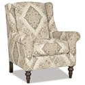 Craftmaster Accent Chairs Chair - Item Number: 058710-SOMERSET-10